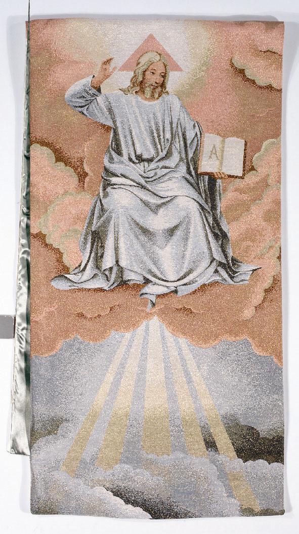 Risen Jesus w/ scriptures