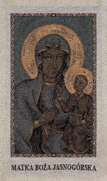 Black Madonna of Czestochwa