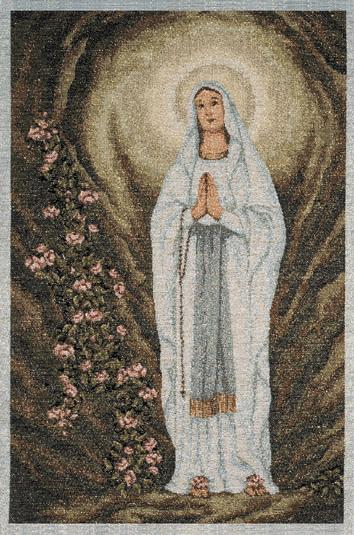 Madonna of Lourdes in Grotto