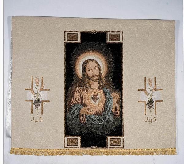 Sacred Heart of Jesus 6' x 4'