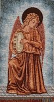 Angel with Tambourine