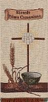 Communion with Eucharist