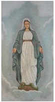 Mary  Immaculate Mary