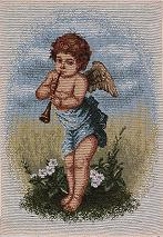 Cupid with Flute