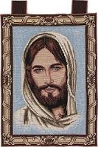 Jesus with Hood