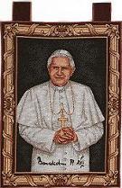 Pope Benedict w Tabs