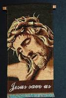 Jesus in Thorns