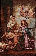 St. Anne with Child Mary
