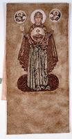 Mother of God (gold background)