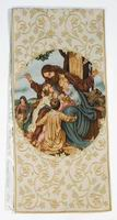 Jesus with Children (with grapes and gold trim)