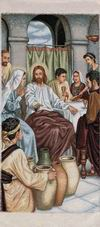Manifest of Jesus at Cana
