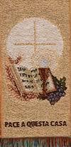 Eucharistic Symbol & Cross