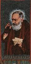 St. Padre Pio w Letter