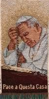 Pope John Paul w Rosary