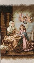ST. ANNE & MARY (MURILLO)