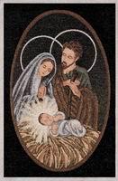 Nativity in Oval