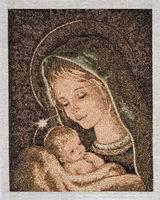 Mary Madonna of Christmas