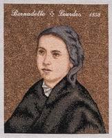 Saint Bernadette (Large)