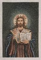 Benediction Jesus