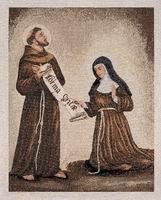 Saint Francis & Saint Clair
