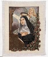 St. Rita in Prayer