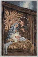 Nativity in Manger