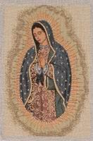Our Lady of Guadalupe (Gold background)