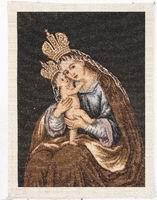 Slavic Madonna