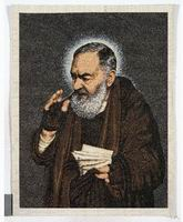 Padre Pio with Letter