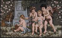 Cherubs at Play (Angels)