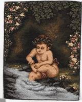 Cherub Washing Feet