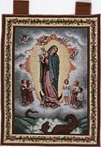 Our Lady of Guadalupe w Children