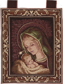 Mary Madonna of Christmas