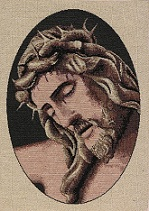 Jesus in Thorns
