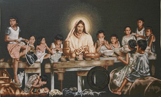 Last Supper by Velasco