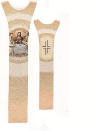 Jesus Dispensing Bread and Wine