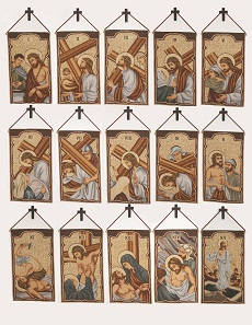 Stations Of The Cross  Small