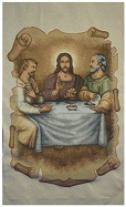 Last Supper by Emmaus