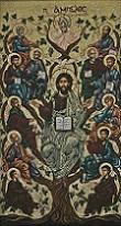 Divine Master w/Apostles
