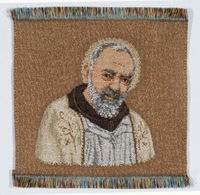 St. Father Pio (Beige mantel)