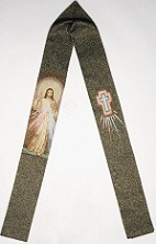Divine Mercy w Cross